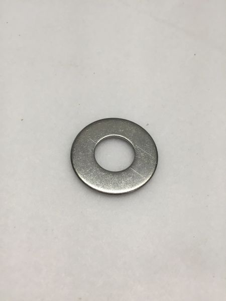 WASHER, STAINLESS, FLAT, .125 OD, .687 ID 04-207-02