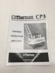 OWNERS MANUAL, CP3 06-312-02