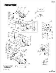 CP-5 Main Unit Diagram