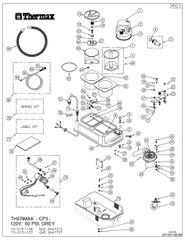 CP-3 Main Unit Diagram