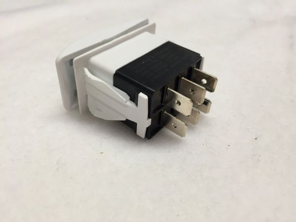 SWITCH, DPDT CENTER OFF CP12 02-502-00