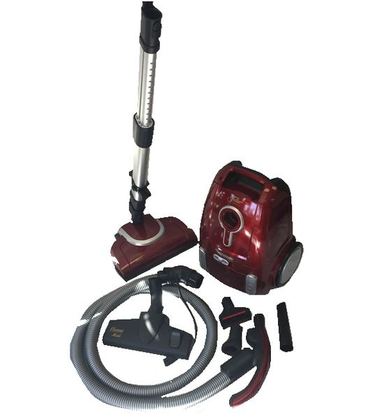 HOME MAID, POWER TEAM CANISTER VACUUM