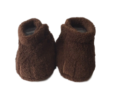 Cozy Feet Soft-sole Crib Shoe - Chocolate