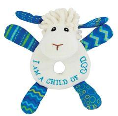 Levi the Little Lamb Rattle