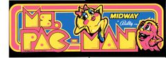 Ms Pac Man Marquee
