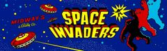 Space Invaders Marquee