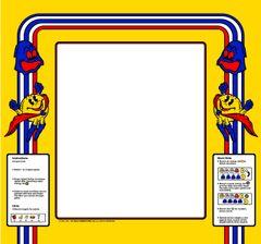 Super Pac Man Bezel