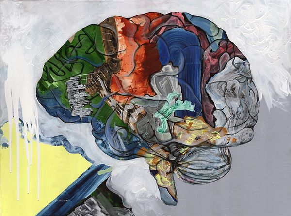 "18x24"" On My Mind print"