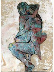 "18x24"" Amorous print"