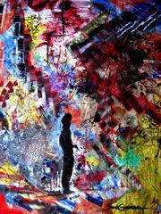 "18x24"" The Painter print"