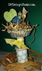 Bird Party Art Kit