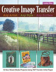 Creative Image Transfer Lesson Book