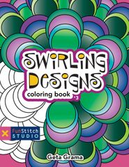 Coloring Book Swirling