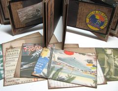 Travelogue Book Kit