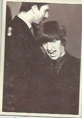 BEATLES Trading Card #2
