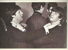 BEATLES Trading Card #7