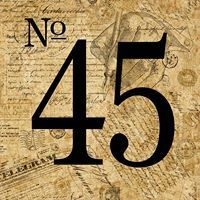 Graphic 45 Typography Stamp Set