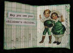 Irish Blessings Book Kit