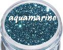 Glitter Aquamarine