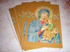Christmas Child Cards (10)