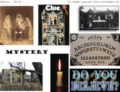 135 Mystery Printable