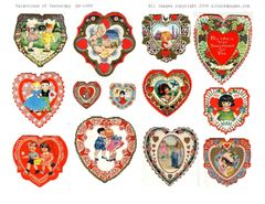 1689 Valentines of Yesterday DIGITAL