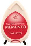 Memento Dew Drops Love Letter