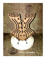 Bodice ChipBoard