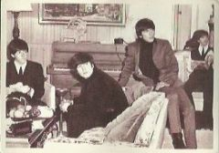 BEATLES Trading Card #53
