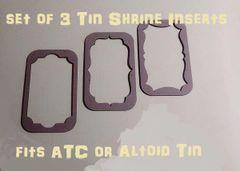 Die Cut Tin Inserts (3)