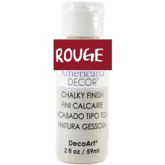 Chalk Paint 2 oz Rouge