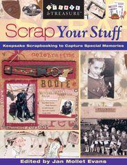 Scrap Your Stuff Book