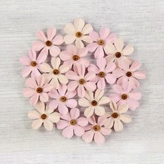 Beaded Fancies Blush flowers
