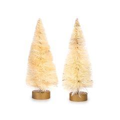 Sisal Bottle Brush Trees