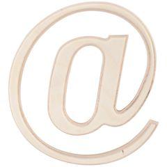 Ampersat Wood Sign
