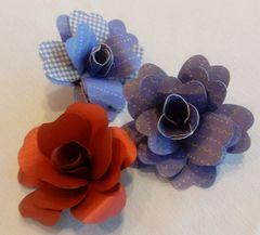 Mason Rose Flowers Kit full or digital