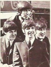 BEATLES Trading Card #45