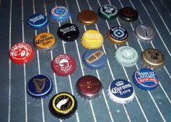 Bottle Caps assorted (15)