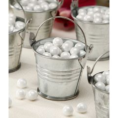 Little Galvanized Buckets