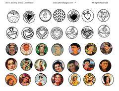 3073 Latin Jewelry