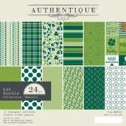 6x6 Authentique Emerald Paper Pad