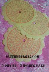 Joss Chinese Calendar (5)