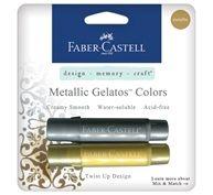 Gelato Metallic 2 stick set
