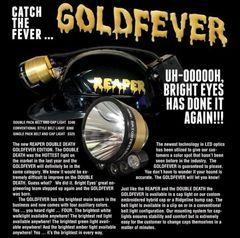 REAPER GOLD FEVER Belt Light