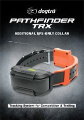 Pathfinder TRX -Tracking Only Collar (UKC Approved)