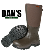 Dan's Frogger Boot