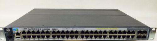 J9729A HP ProCurve 2920-48G-PoE+ Gigabit Ethernet Switch with Rack Ears