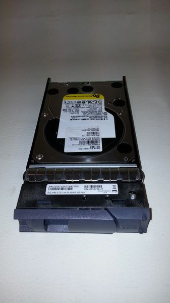 X306A-R5 NetApp 2TB SATA Hard Disk Drive for DS4243 DS4246 FAS2240-4 FAS2220
