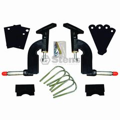 "6"" Spindle Lift Kit / E-Z-GO RXV"