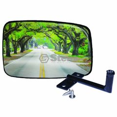 Golf Cart Convex Mirror